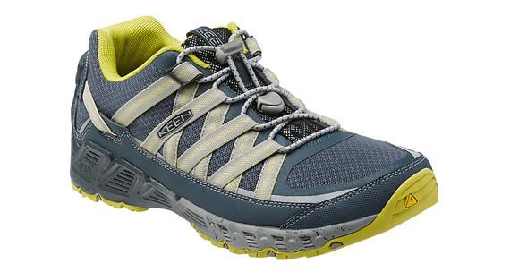 Keen Versatrail - Zapatillas de trekking Hombre - beige/azul